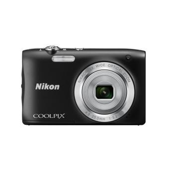 Compact Nikon Coolpix S2900 Noir