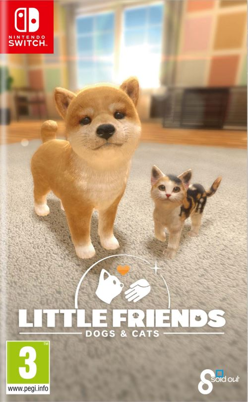 Little Friends Dogs & Cats Nintendo Switch