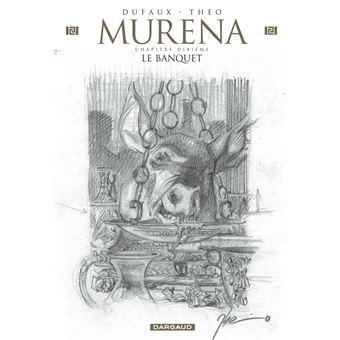 MurenaMurena - Le Banquet (Crayonnée)