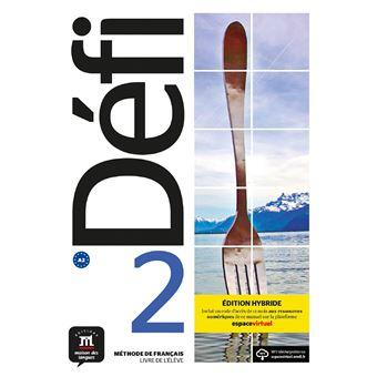 Defi 2 a2 premium eleve l+cd