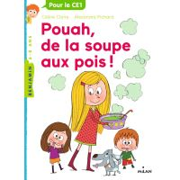Pouah, de la soupe aux pois!