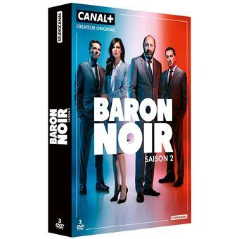 Baron noir (2) : Saison 2 : Episodes 1 à 8