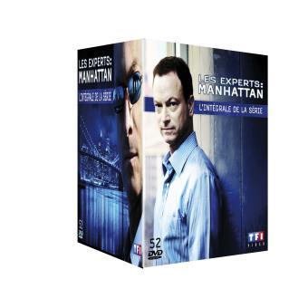 Les Experts ManhattanCoffret intégral des Saisons 1 à 9 DVD