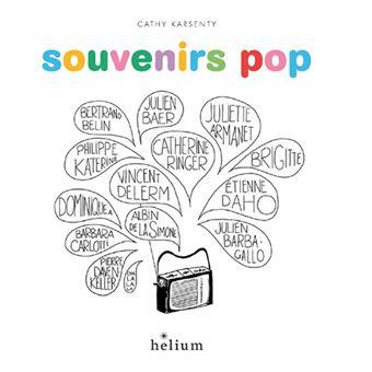 Souvenirs pop