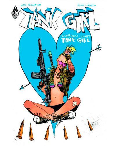 Tout le monde aime Tank Girl