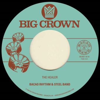 My Jamaican Dub Bw The Healer - Single Vinil 7''