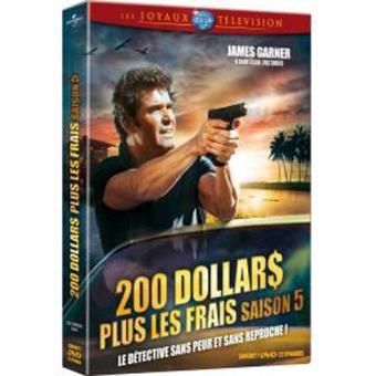 200 dollars plus les frais200 dollars plus les frais Saison 5 DVD