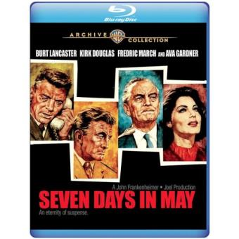 D amar/seven days in may 1964 / mo/gb/st gb