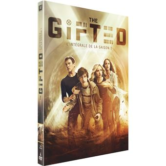 The GiftedCoffret The Gifted Saison 1 DVD