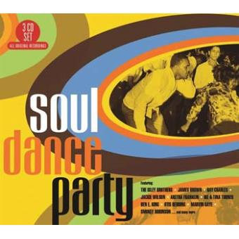 SOUL DANCE PARTY/3CD