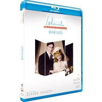 Mariage Blu-ray