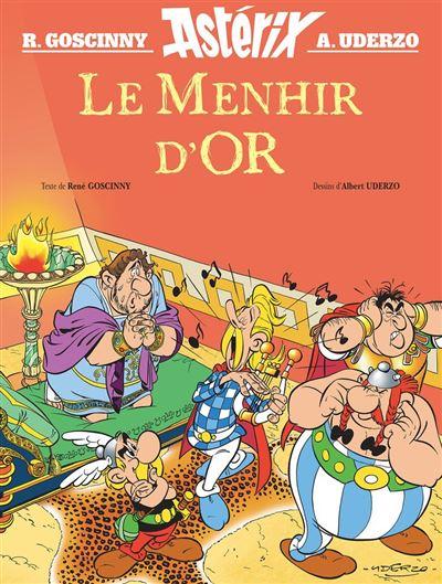 Le Menhir d'Or - 9782864973539 - 7,99 €