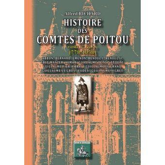 Histoires des comtes de Poitou