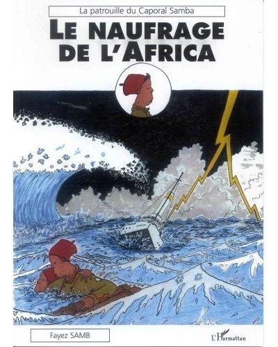 Le naufrage de l'Africa
