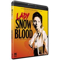Lady Snowblood Edition Collector Combo Blu-ray DVD