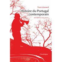 Histoire du portugal contemporain d
