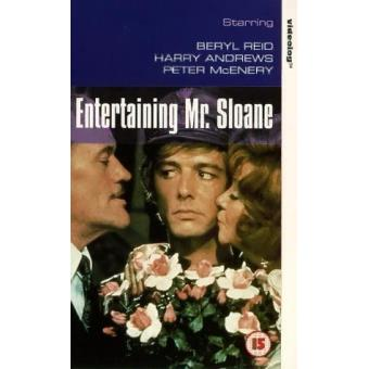 Entertaining Mr. Sloane Blu-ray