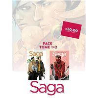 Pack saga t1 + a 20 euros