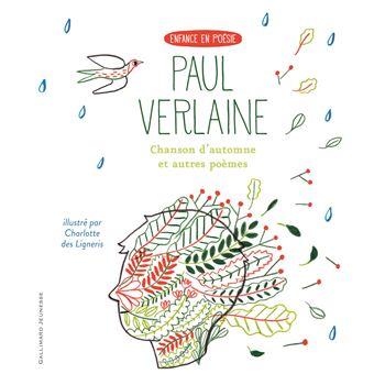 Chanson Dautomne Et Autres Poèmes Relié Paul Verlaine