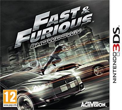 Fast & Furious : Showdown