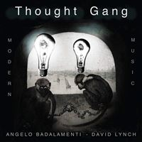Thought Gang  Vinyle Silver