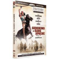 Géronimo le sang Apache Combo Blu-ray DVD