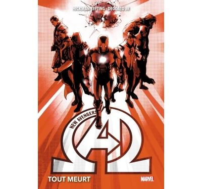 New Avengers T01 : Tout meurt