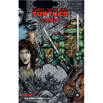 Les Tortues NinjaLes Origines
