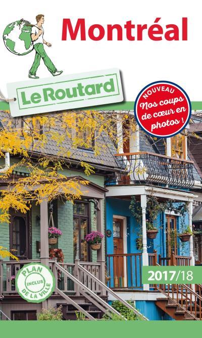 Image accompagnant le produit Guide du Routard Montréal