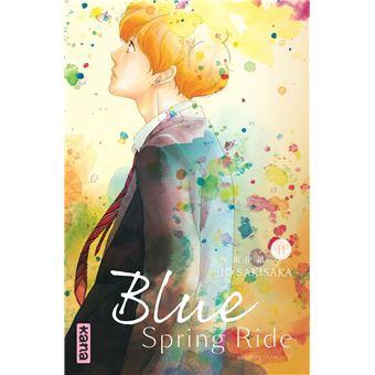 Blue spring rideBlue spring ride