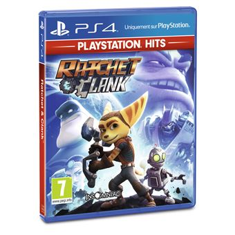 Ratchet et Clank PlayStation Hits PS4