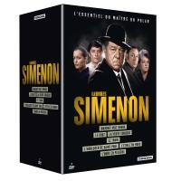 Coffret Georges Simenon 2016 7 films DVD