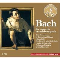 Six concertos brandebourgeois - 2 CD