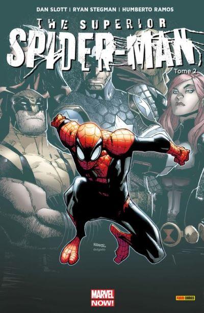 The Superior Spider-Man (2013) T02 - La force de l'esprit - 9782809461954 - 8,99 €