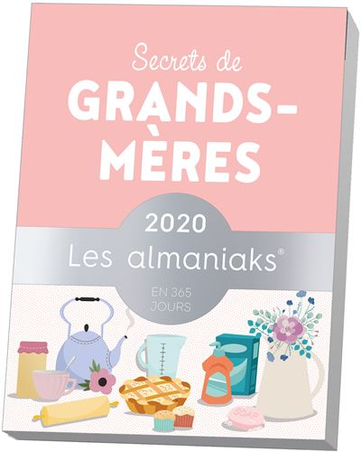 Almaniak Secrets de grands-mères 2020