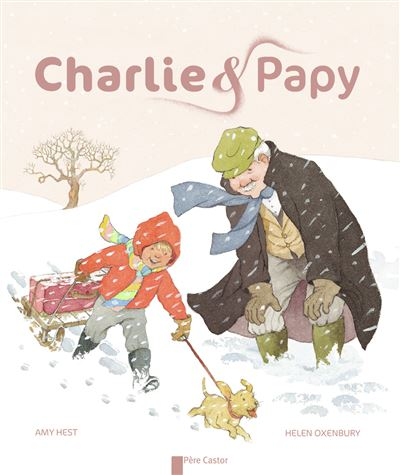 Charlie et papy