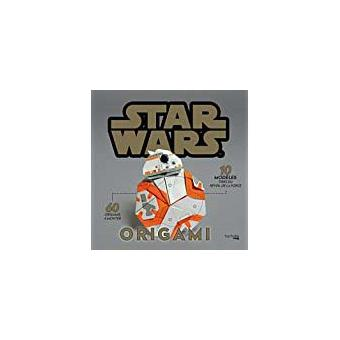Star Wars Origami Star Wars Collectif Broché Achat Livre Fnac