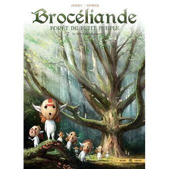 Brocéliande, forêt du petit peupleLe Hêtre du voyageur