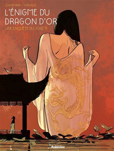 L'énigme du dragon d'or