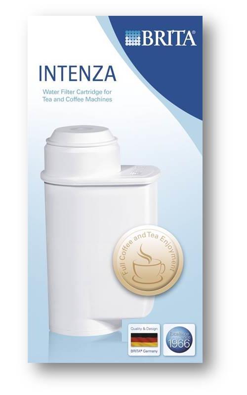 Cartouche filtrante Brita Intenza pour machines à café et à thé Blanc