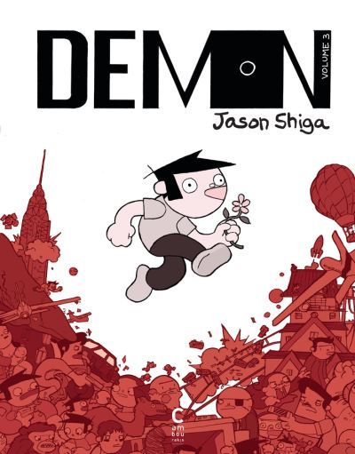 Demon Vol. 3