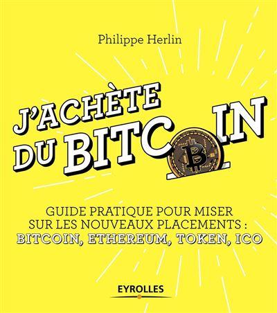 J'achète du bitcoin