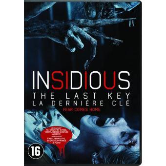 Insidious:The last key (UV)-BIL