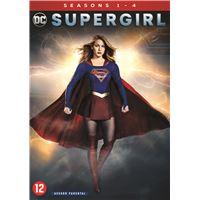 Coffret Supergirl Saisons 1 à 4 DVD