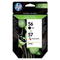 Cartouche HP Bi-Pack 56 + 57 (SA342AE)