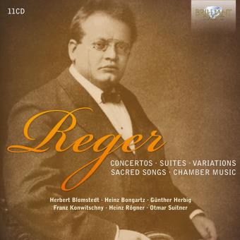 Reger: Collection [Box-Set]