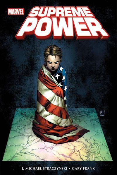 Supreme Power par Straczynski & Frank