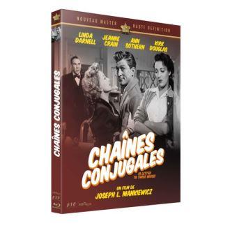 Chaînes conjugales Blu-ray