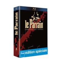 Coffret Le Parrain La Trilogie Edition spéciale Fnac Blu-ray