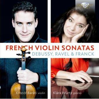 Sonates françaises pour violon